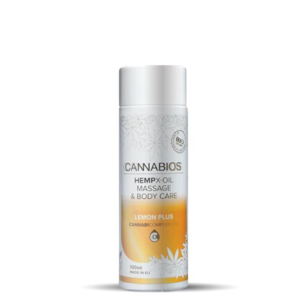 CANNABIOS HEMPX-Oil Lemon Plus