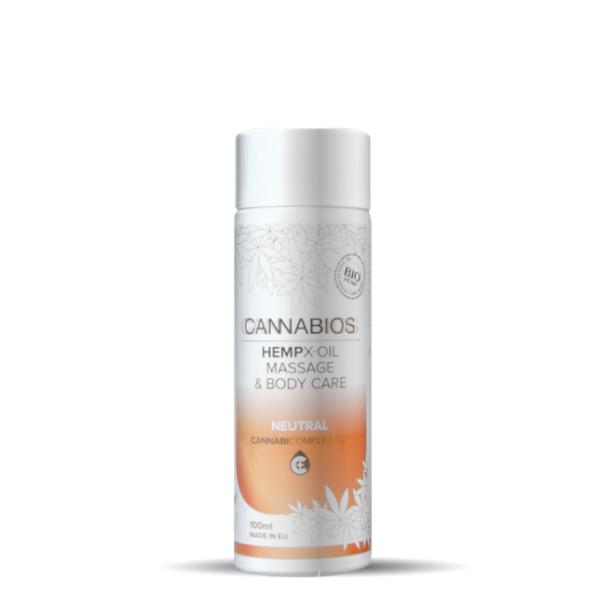 CANNABIOS HEMPX-Oil Neutral