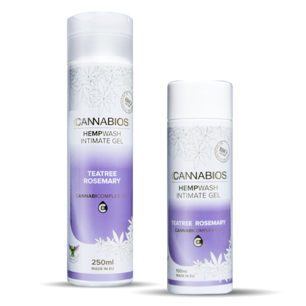 CANNABIOS HEMPwash sensitive care EKOKUP